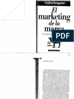 Andrea Semprini - El Marketing de La Marca (p.ii, Pp.106-170 ~ Mapping Semiotico)