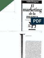 Andrea Semprini - El Marketing de La Marca (p.ii, Pp.106-170 ~ Mapping Semiotico)