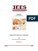 El Screening Neonatal