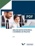 MBA em Gestão Estratégica e Econômica de Projetos (2013.1)