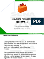 Seguridad Perimetral FIREWALL