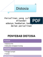 distosia
