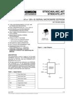 ST93C46 Data Sheets