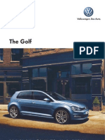 The Golf Brochure