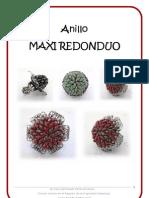 E-book Anillo Maxi Redonduo