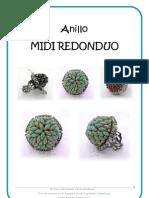 E-book Anillo Midi Redonduo