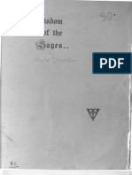 AMORC - Wisdom of the Sages (1919) black and white.pdf