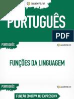 Apresentacao Funcoes Da Linguagem