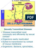 Pharmacotherapy of UTI and STD