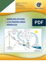 Hidrologia Aplicada a Pequenas Obras Hidraulicas