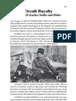 Gurdjieff teach stalin and hitler