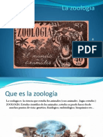 La zoología