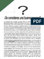 Folleto Buena Persona - Web Page