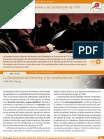 029 La Declaracion de Derechos y La Constitucion de 1791