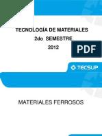 1. Materiales ferrosos - PPT