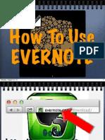 Kristel_Muniz_How to Use Evernote