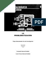 PROBLEMATIZACIÓN - FERNANDO GARCÍA CÓRDOBA