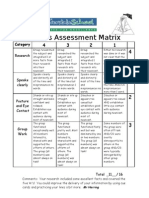 Qnews Assessment Matrix Kua and Dominic