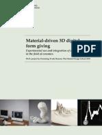 ShortEnglish 3Ddigitalform FlemmingTvedeHansen PHD