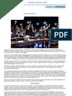 Resolução Senado 72 Federal - Guerra Fiscal