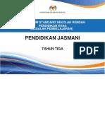 Dokumen Standard Pend. Jasmani Tahun 3