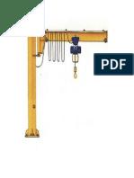 Sample Jib Crane