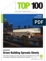 List of Green Concept Contractors Worldwide