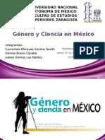 Mujer Ciencia en Mexico