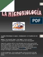 AUTOMATIZACION MICROBIOLOGIA