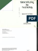 Discipling the Nations - De Ridder