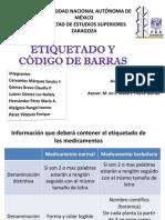 Etiquetado Codigo de Barras 2901