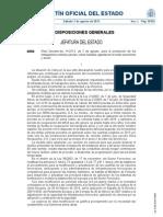Real Decreto-ley 11/2013, de 2 de agosto, para la protección de los trabajadores a tiempo parcial y otras medidas urgentes en el orden económico y social