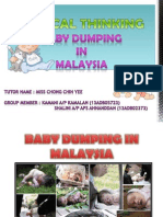 Baby Dumping in Malaysia