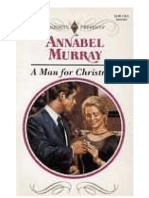 Annabel Murray - A Man for Christmas