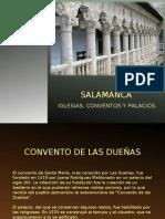 14. Salamanca. Iglesias Conventos y Palacios