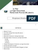 Perencanaan Rancangan Infrastruktur Teknologi Informasi Pemda DKI ...