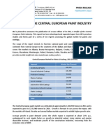 Central Europe Press Release 2011