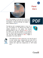 Educator Mars