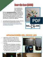 Emisor de Luz (LED) - Fotodiodo.pptx