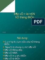 role bao ve