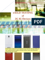 generation Field Testing
