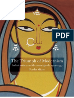 Partha Mitter- The Triumph of Modernism