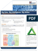 Big Data- Big Intelligence- Big Action