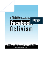 Digiactive Facebook Activism