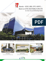 ETA Ductable Split Units