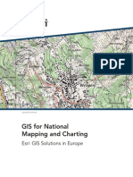 Gis for National Mapping
