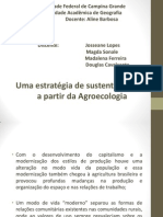 Sustentabilidade Na Agricultura