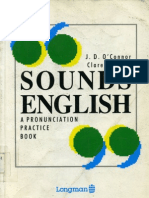 Sounds English _Pronunciation practice (J.D. O'Connor,C. Fletcher) Longman
