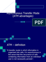 ATM Advantages