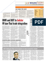 thesun 2009-06-01 page14 bnm and bot to bolster msian-thai trade integration